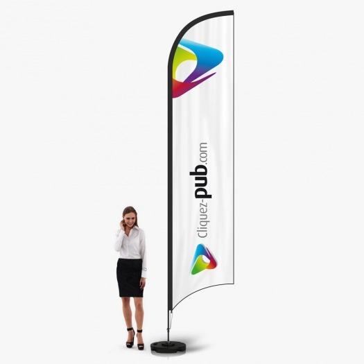 Kit complet Wind Flag eco - 4m70