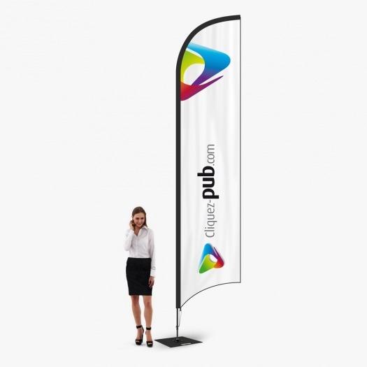 Kit complet Wind Flag - 4m70