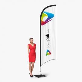 Kit complet Wind Flag - 3m50
