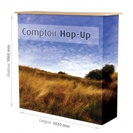 COMPTOIR HOP UP
