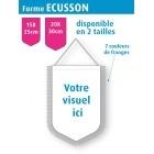Fanion d'échange - ECUSSON