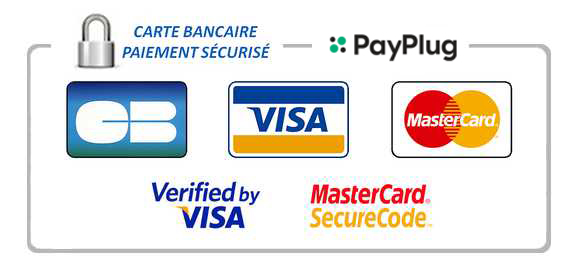 Carte bancaires payplug