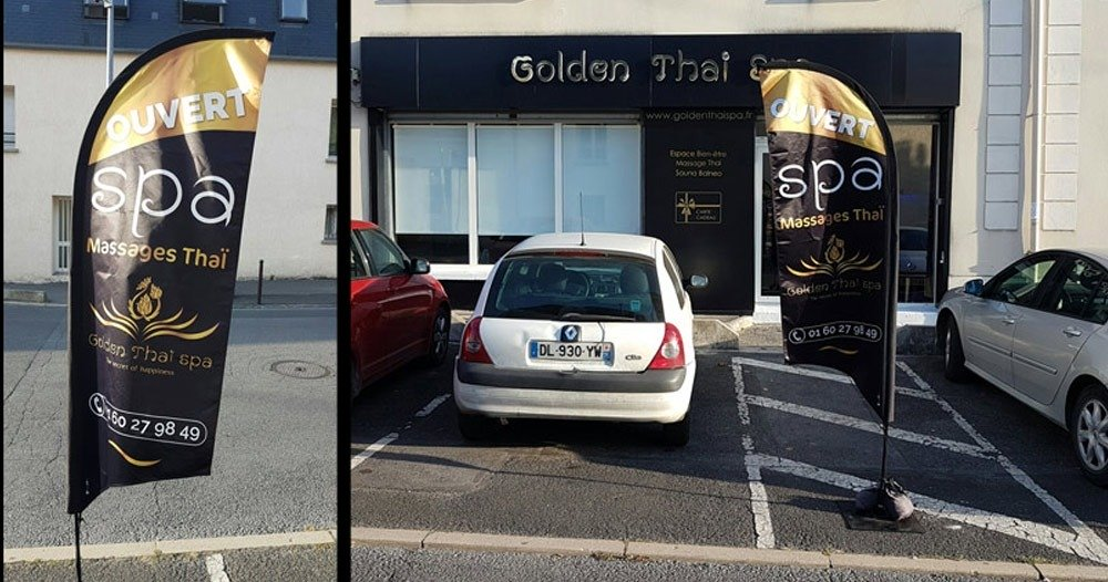 Golden Thaï Spa